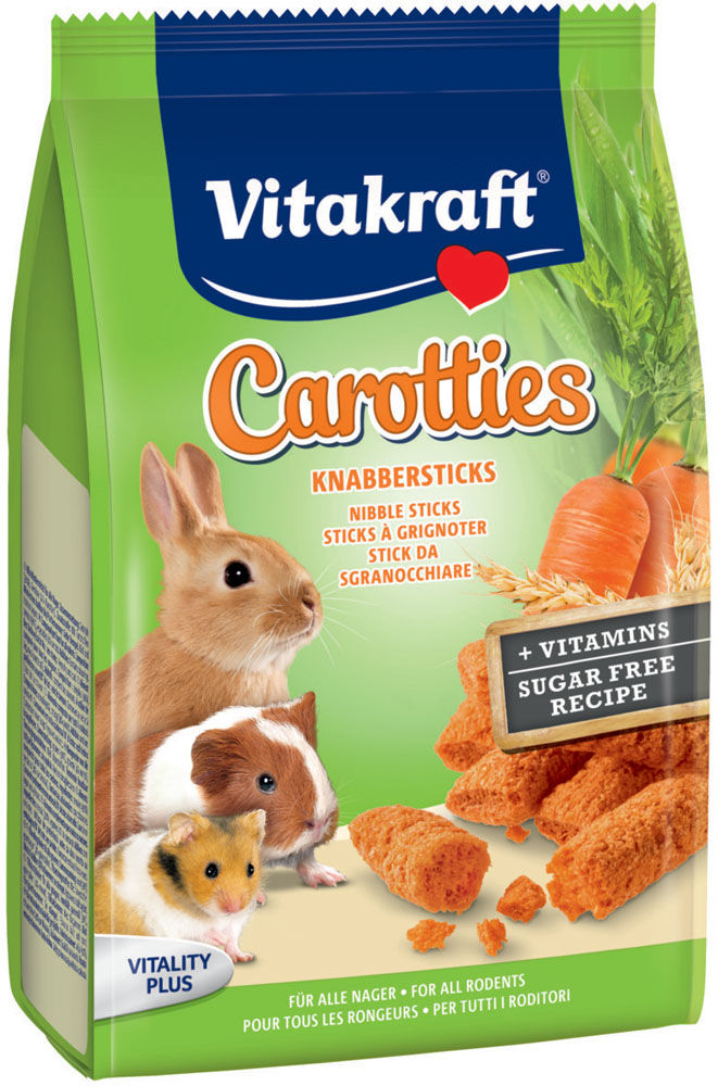 VK Jyrsijän Porkkanatanko 50 g